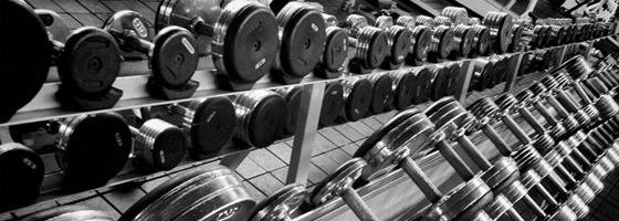 gewichten-in-sportschool