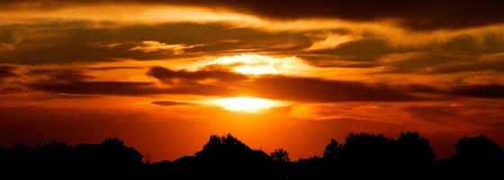 prachtige-zonsondergang