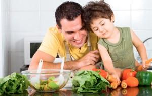 Koken met je kinderen