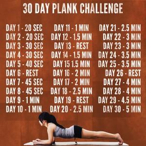30-dagen-plank-challenge