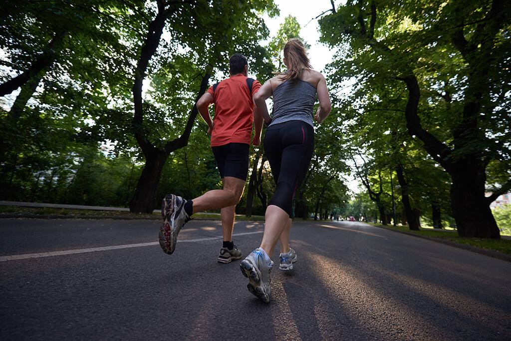 hardlopen en krachttraining op 1 dag