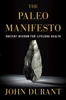 Het Paleo Manifesto boek