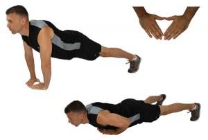 narrow-push-up
