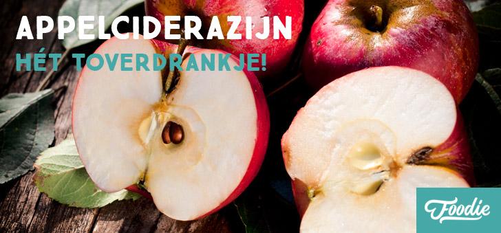 appelciderazijn -het toverdrankje