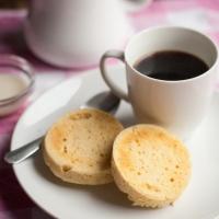 English paleo ontbijt muffin