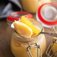 Paleo sinaasappel pudding