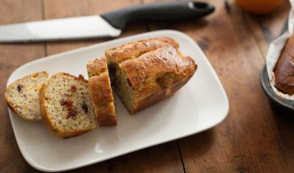 cranberry-sinaasappelbrood