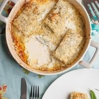 Paleo fish cuisine